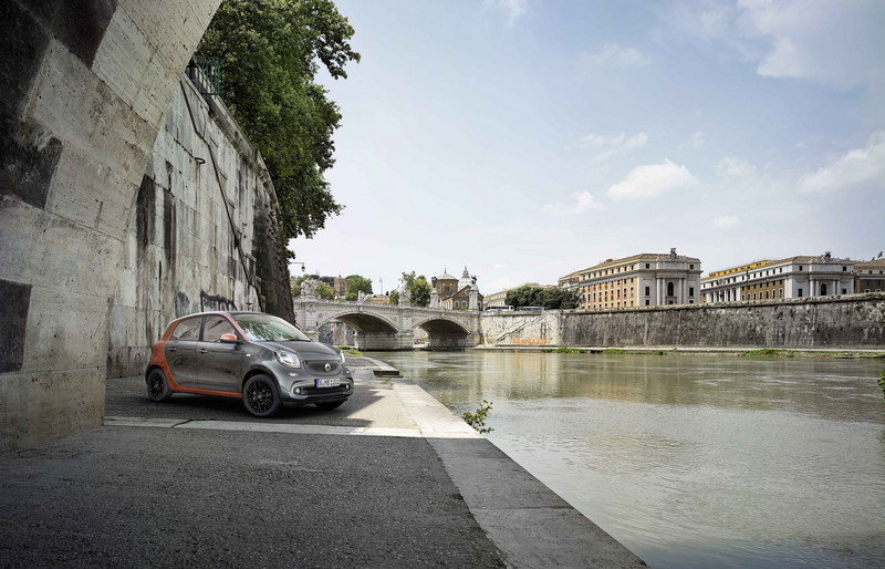 2015 Smart ForFour High Resolution Exterior - image 560255
