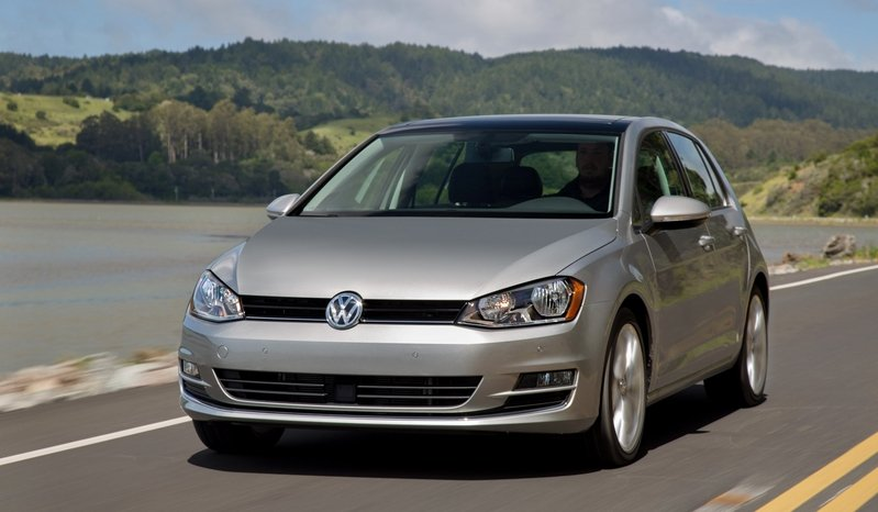 2015 Volkswagen Golf TDI High Resolution Exterior - image 561657