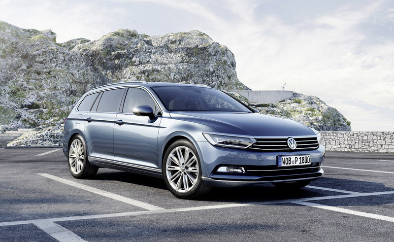 2015 Volkswagen Passat High Resolution Exterior Wallpaper quality - image 558777
