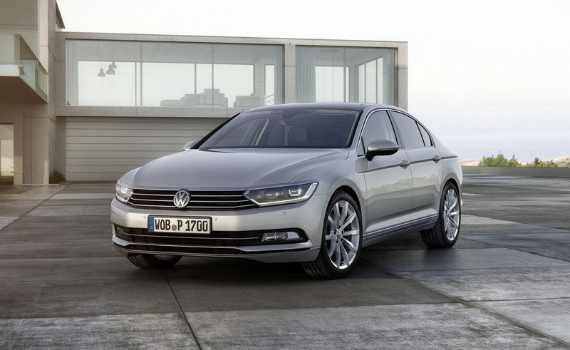 2015 Volkswagen Passat High Resolution Exterior - image 558802
