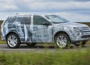 2016 Land Rover Discovery Sport - image 562383