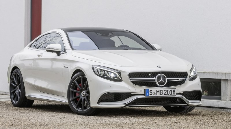 AMG Planning to Develop E-Turbo Engines High Resolution Exterior - image 559044