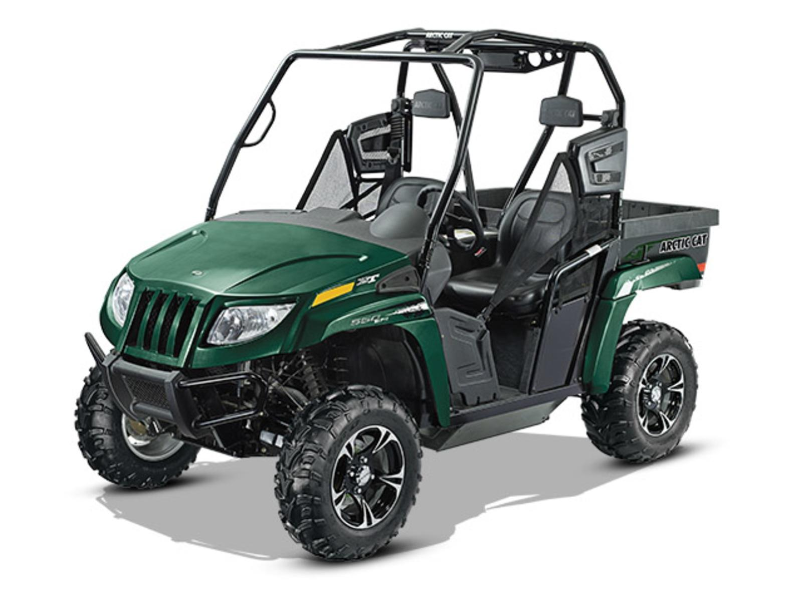 Arctic Cat Prowler  Top Speed