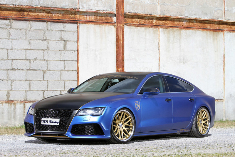 2014 Audi A7 3.0 TDI by MR Racing