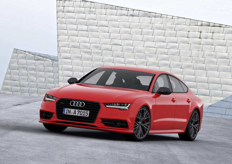2014 Audi A7 Sportback 3.0 TDI Competition High Resolution Exterior Wallpaper quality - image 559606