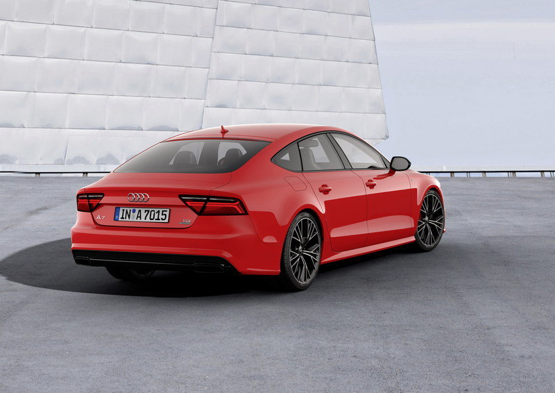 2014 Audi A7 Sportback 3.0 TDI Competition High Resolution Exterior - image 559607