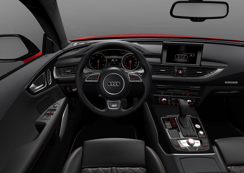 2014 Audi A7 Sportback 3 0 TDI Competition | Top Speed