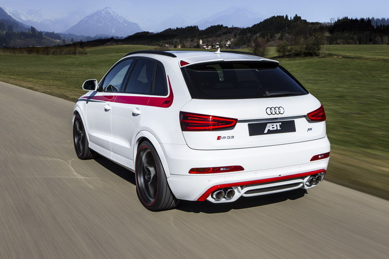 2014 Audi RS Q3 by ABT Sportsline