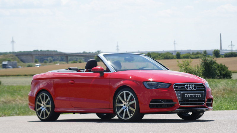 2014 Audi S3 2.0 TFSI quattro By MTM High Resolution Exterior - image 562702