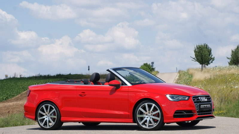2014 Audi S3 2.0 TFSI quattro By MTM High Resolution Exterior - image 562703