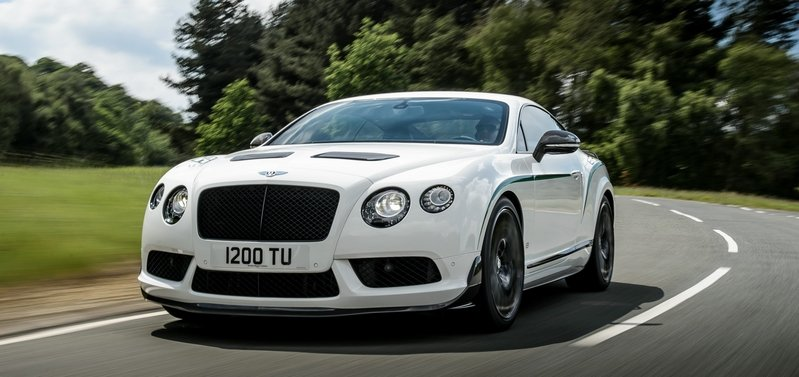 Bentley Continental GT3-R Could get a More Extreme Version