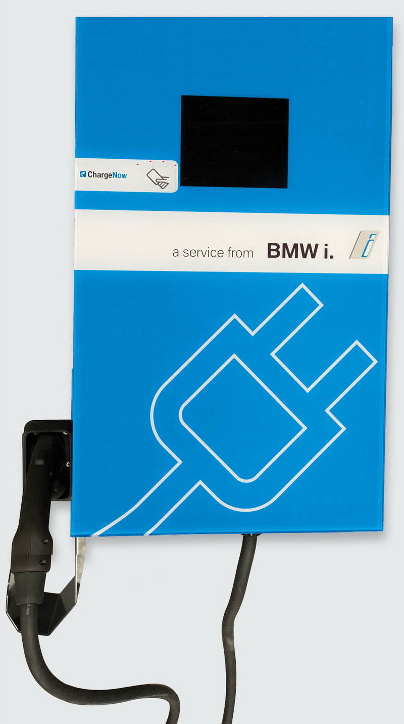 BMW Announces i DC Fast Chargers And ChargeNow DC Fast Programs - image 562312