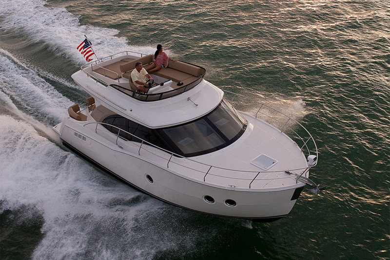 2014 Carver Yachts C34