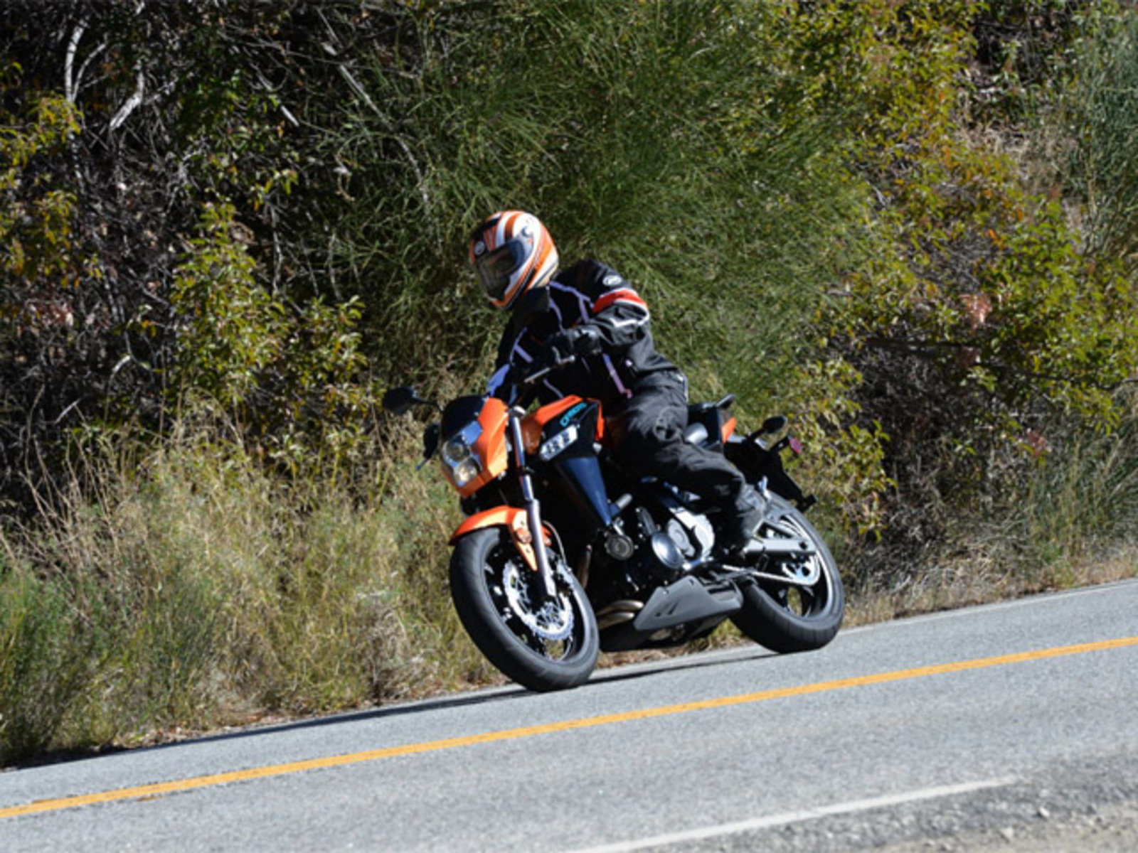 2014 CFMoto 650 NK Pictures   motorcycle review @ Top Speed