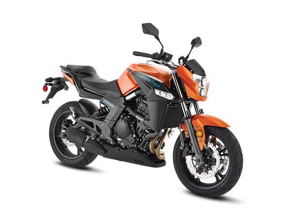 2014 CFMoto 650 NK Pictures, Photos, Wallpapers.   Top Speed