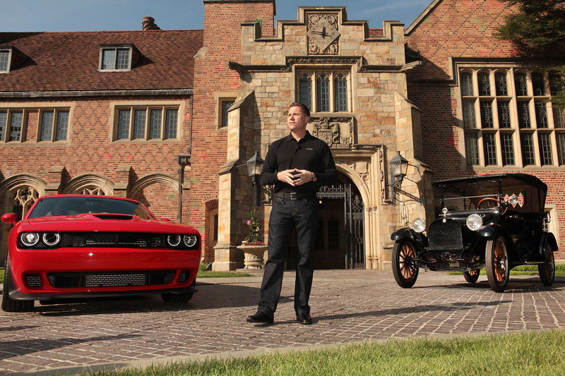 Dodge Celebrates its Centenary by Offering up Special Items