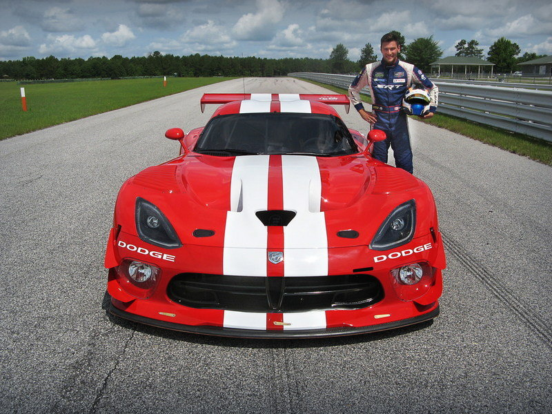 2014 Dodge Viper SRT GT3-R By Riley Technologies