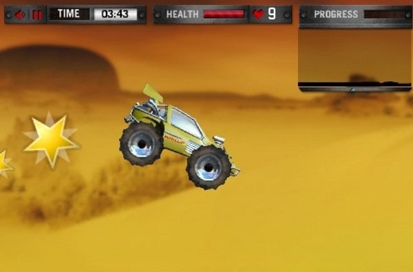 Dune buggy car games top speed
