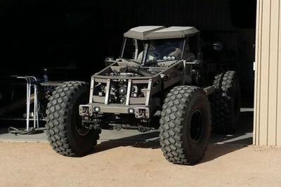 Rockzilla Ford Excursion 4x4 For For Sale On Ebay Top Speed