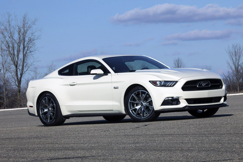 2015 Ford Mustang Performance Package High Resolution Exterior - image 561067