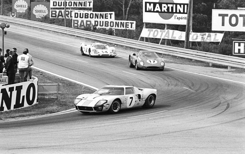Ford Planning Le Mans Comeback Exterior - image 560148
