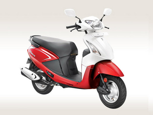 Automatic Transmission Motorcycle >> 2014 Hero Pleasure Review - Top Speed