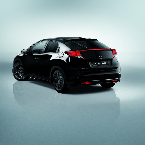 2014 Honda Civic Black Edition Car Review Top Speed