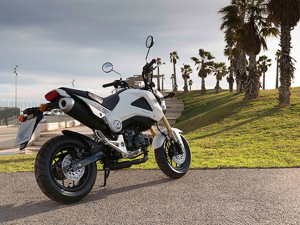 2014 honda msx125 motorcycle review top speed. Black Bedroom Furniture Sets. Home Design Ideas