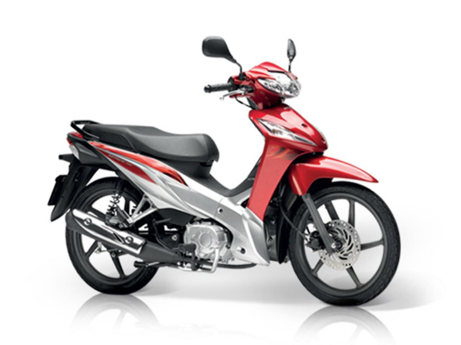 2014 honda wave 110i review - top speed