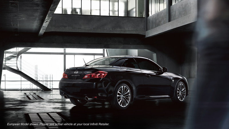 2014 Infiniti Q60 Convertible High Resolution Exterior - image 560295