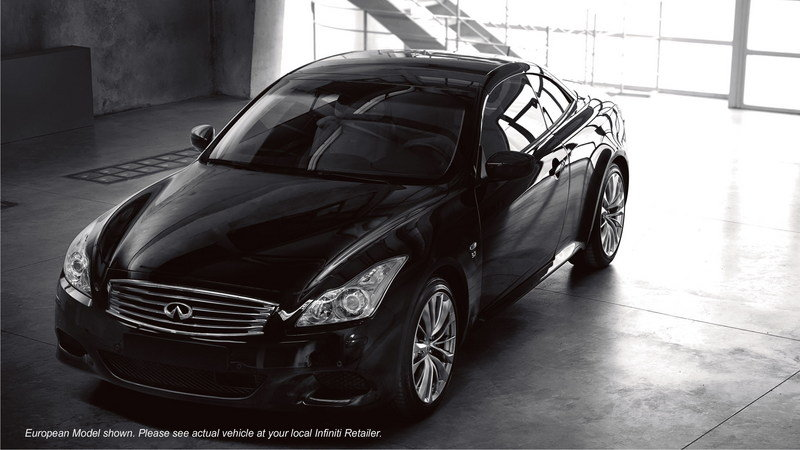 2014 Infiniti Q60 Convertible High Resolution Exterior - image 560296