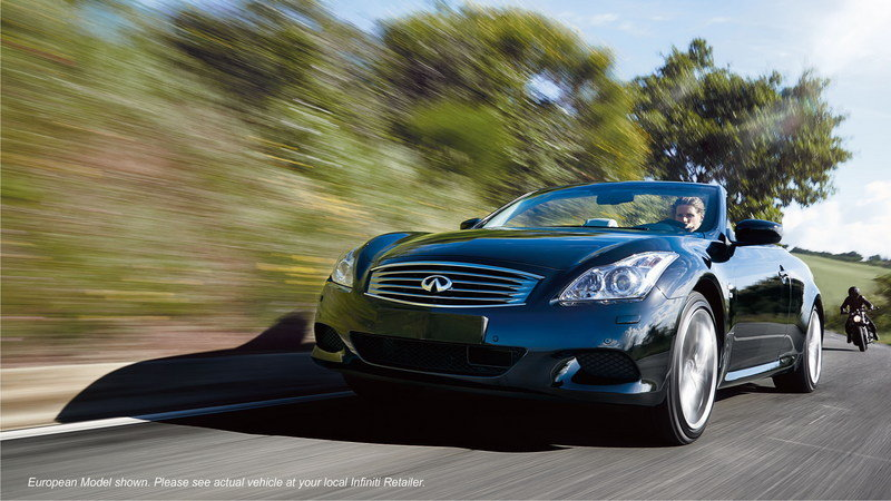 2014 Infiniti Q60 Convertible High Resolution Exterior - image 560303