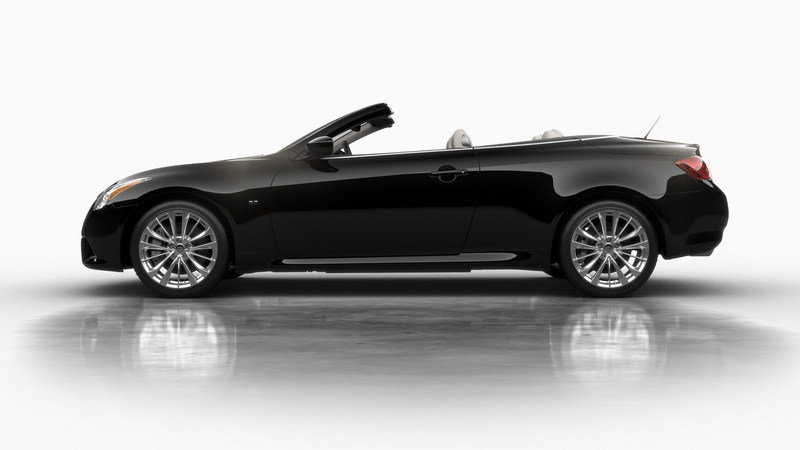 2014 Infiniti Q60 Convertible High Resolution Exterior - image 560308
