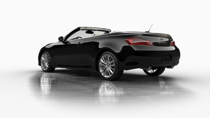 2014 Infiniti Q60 Convertible High Resolution Exterior - image 560309