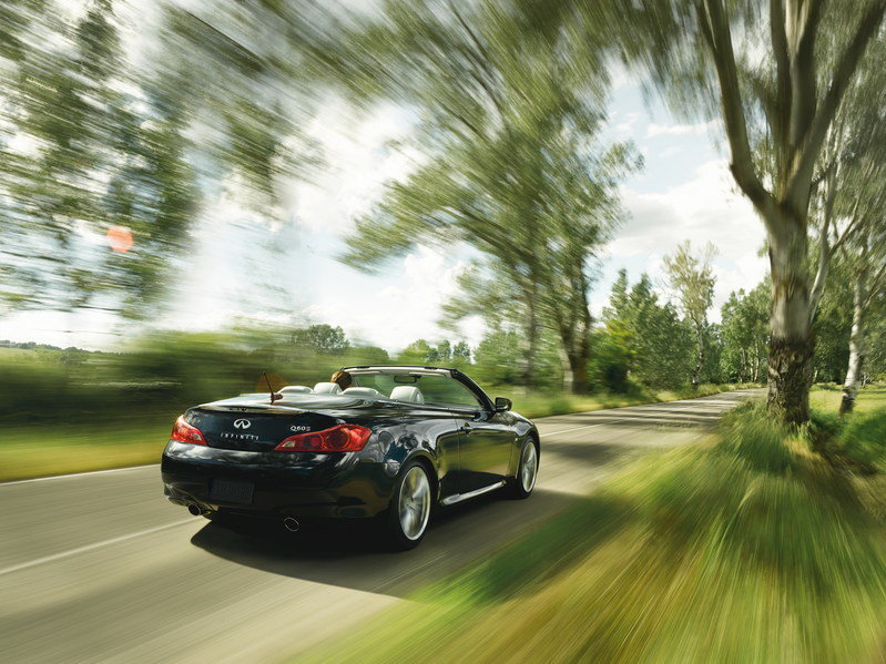 2014 Infiniti Q60 Convertible High Resolution Exterior Wallpaper quality - image 560282