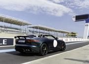 Jaguar F-Type Project 7 Made Its Dynamic Debut; D-Type Won 2014 Le Mans Classic - image 558881