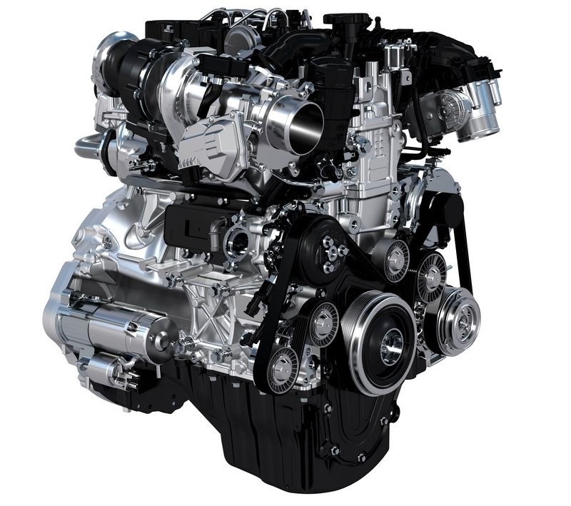 Jaguar Land Rover Announces its New Ingenium Engine Family