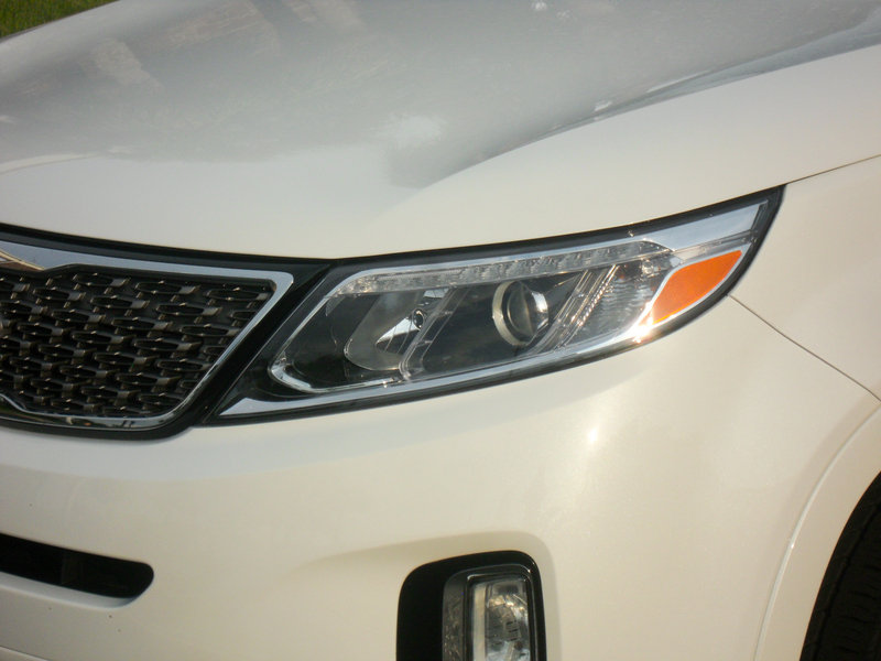 2015 Kia Sorento SXL - Driven High Resolution Exterior - image 558504