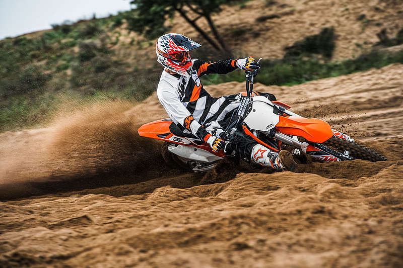 2015 ktm 125 sx review - top speed