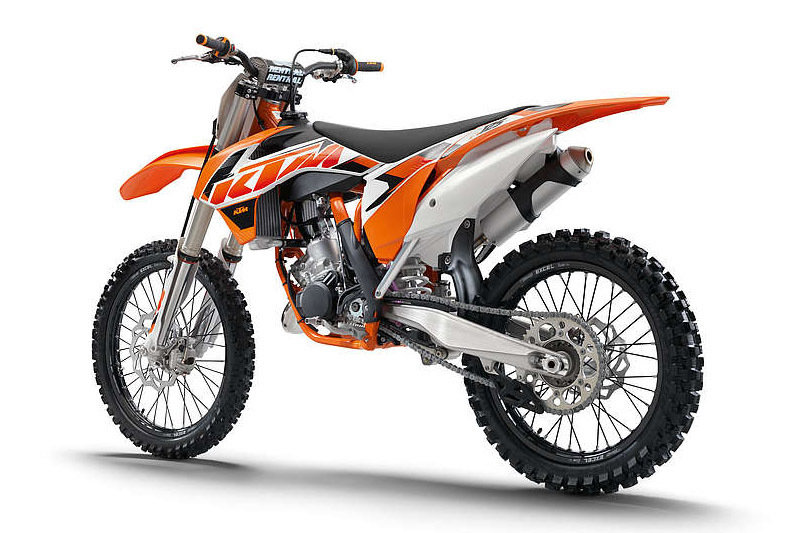 2015 KTM 125 SX | Top Speed