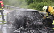 Lamborghini Aventador Bursts into Flames After Having its Engine Replaced - image 559508
