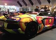 2014 Lamborghini Aventador Roadster Art Car by Duaiv - image 561985