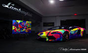 2014 Lamborghini Aventador Roadster Art Car by Duaiv - image 561987
