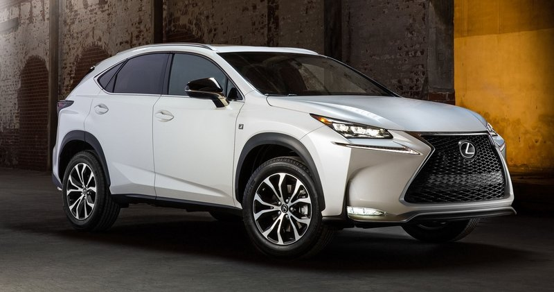 Lexus Considering New Crossover Placed Under the NX