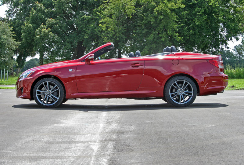 2014 Lexus IS 350C F Sport - Driven High Resolution Exterior - image 560009