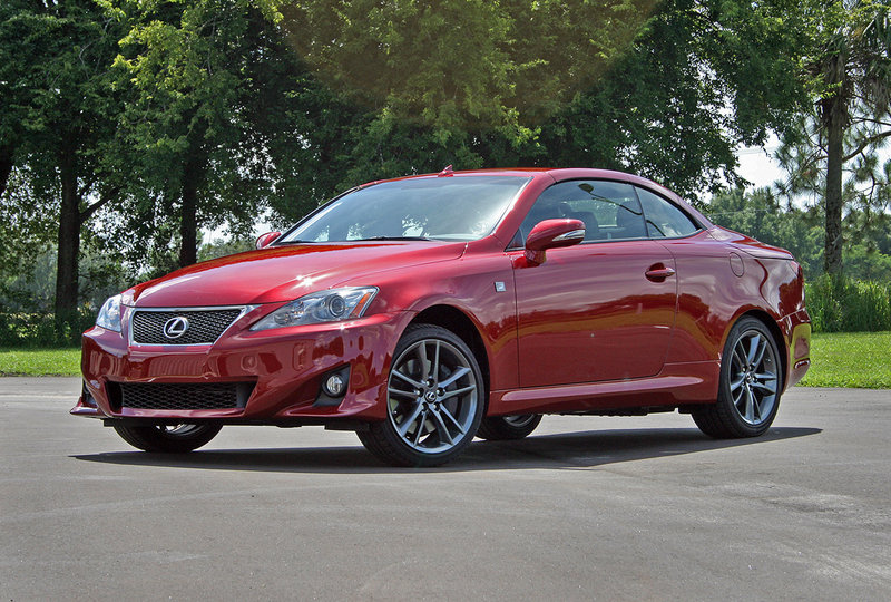 2014 Lexus IS 350C F Sport - Driven