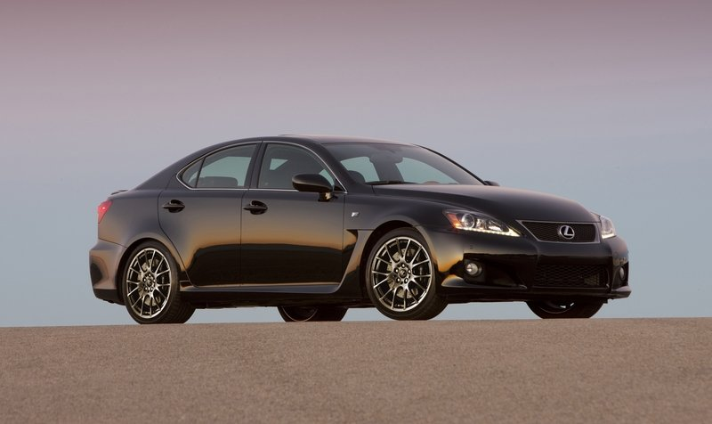 Lexus IS-F Officially Discontinued