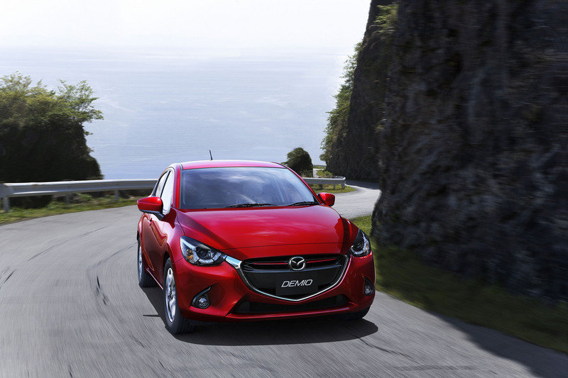 2016 Mazda2 High Resolution Exterior - image 560806