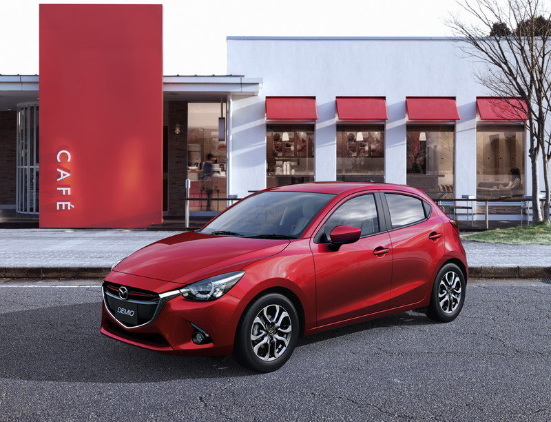 2016 Mazda2 High Resolution Exterior - image 560793