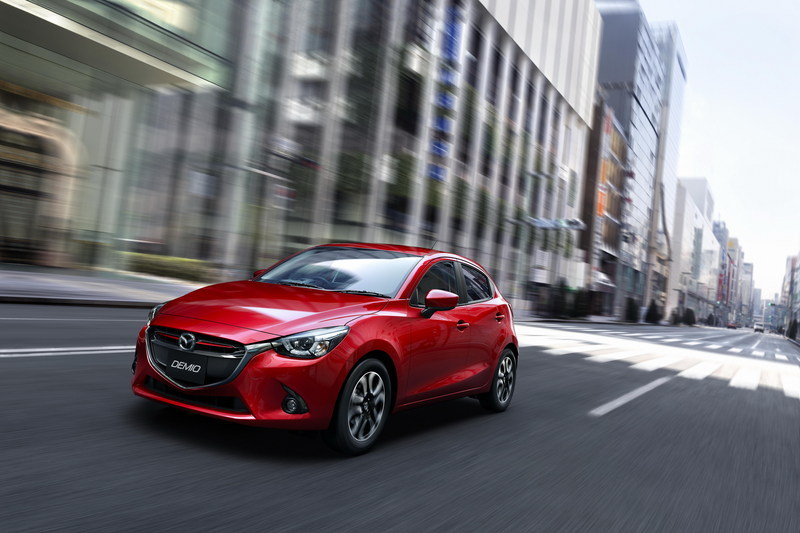 2016 Mazda2 High Resolution Exterior - image 560795